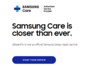 Samsung partners uBreakiFix to offer same-day phone repairs