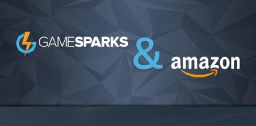 Amazon confirms acquiring cloud-based game development platform GameSparks