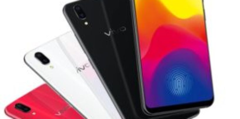 Vivo X21 with an under-display fingerprint sensor launched in China