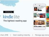 Amazon launches Kindle Lite app for Android users in India