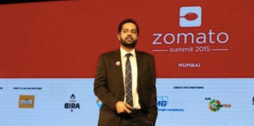 Zomato co-founder Pankaj Chaddah hangs his boots