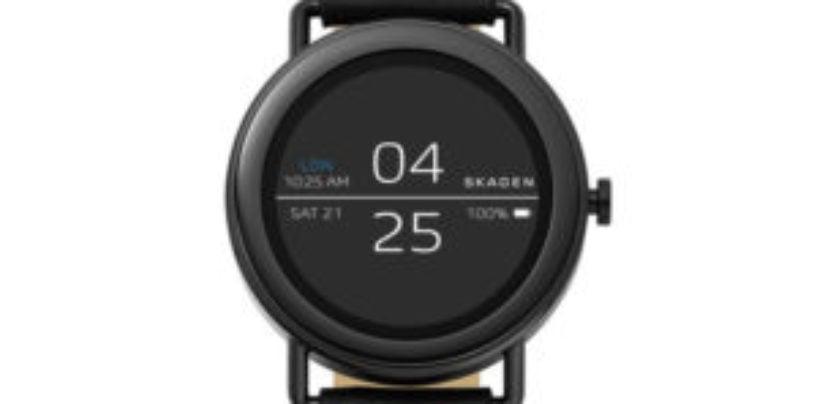 Skagen launches its first ever touchscreen smartwatch