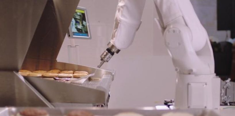 Why Flippy, the burger-flipping Robot got fired after just one day of job?