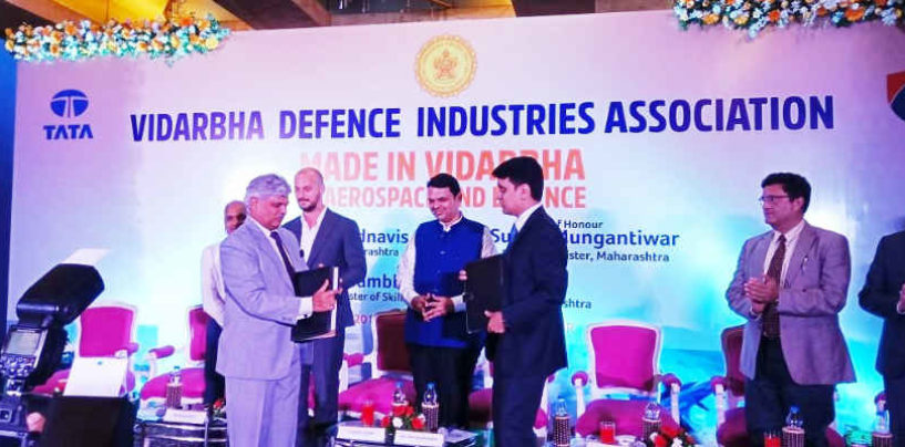 Tata signs MoU with Vidarbha Defense Industries Association to set up an Aerospace and Defense Centre in Nagpur
