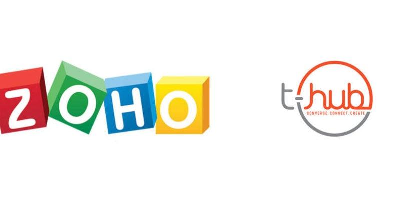 Zoho Partners with T-Hub