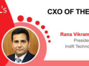 CXO Of The Week: Rana Vikram Anand, President, Indifi Technologies