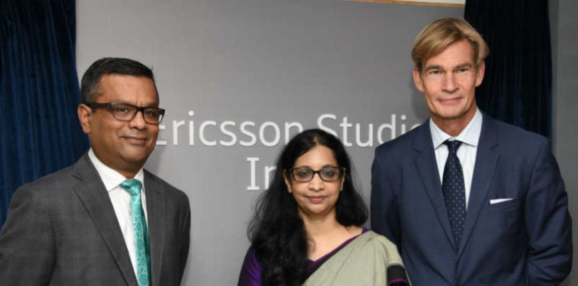 Ericsson sets up a state-of-art Experience Center in Gurugram