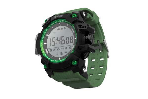 Gekko GX1 smartwatch