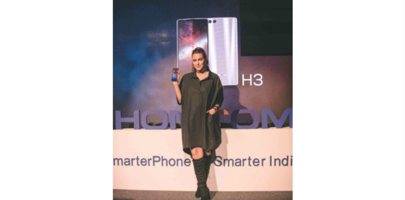 HOMTOM Introduces Smartphone For Smarter India