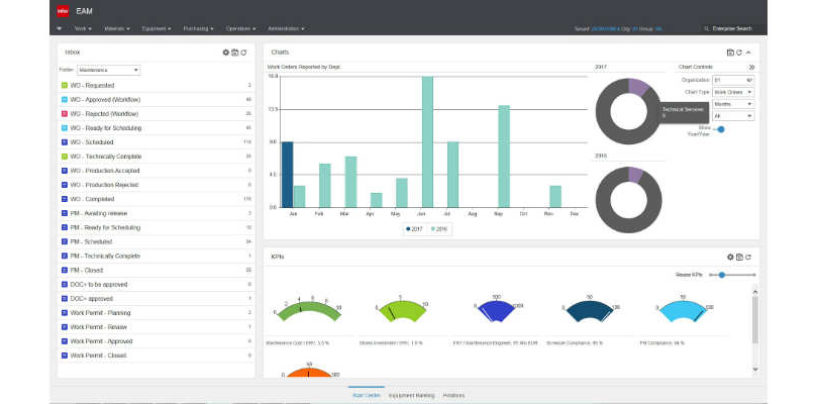 Next Generation Infor Enterprise Asset Management Now Available