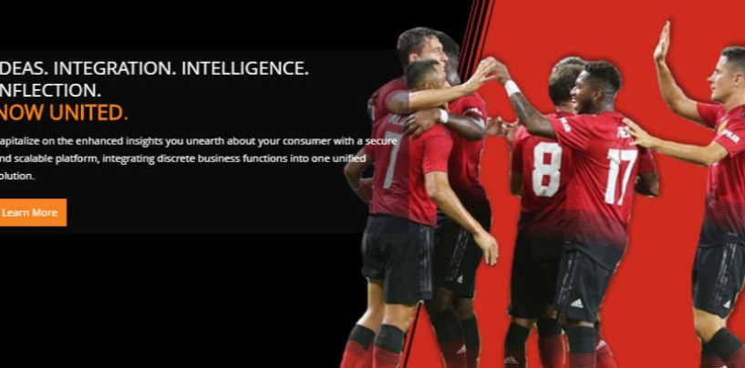 "Manchester United shoots for success with a ""digital experience platform"" powered by HCL"