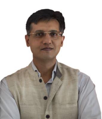 Asheesh Gupta, Pro Vice Chancellor, JK Lakshmipat University, Jaipur
