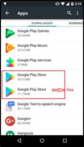 Hiddad Malware on Google Play Store