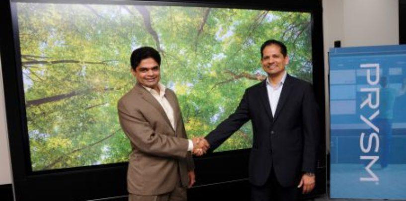 Prysm brings interactive, single panel large-format LPD 6K display to India
