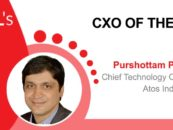 CXO of the Week: Purshottam Purswani, Chief Technology Officer (CTO), Atos India