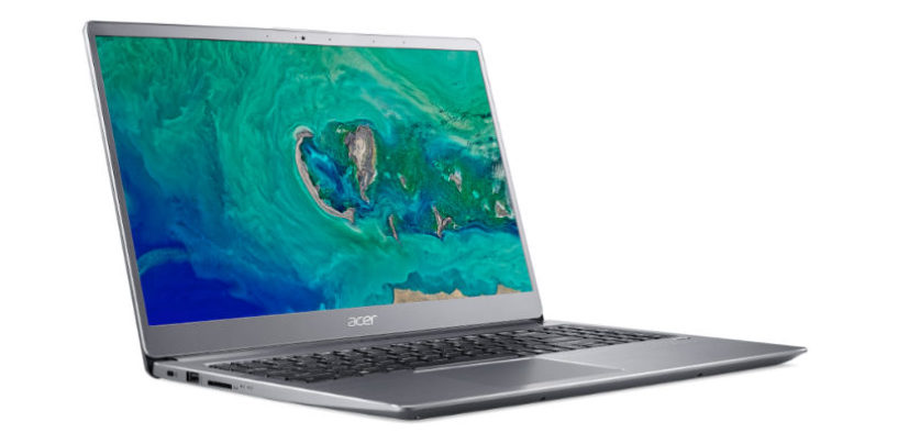 Acer announces Aspire 5s laptop with the latest Intel Whiskey Lake processors