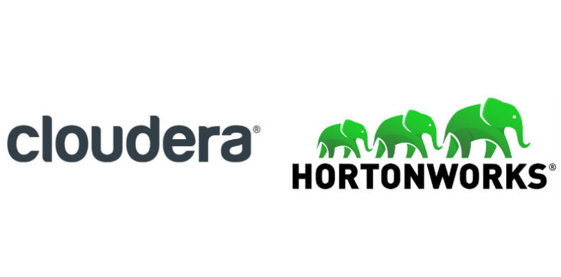 Cloudera and Hortonworks Announce Merger