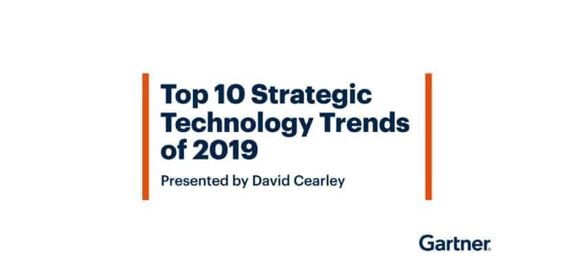 Technology Management Image: Gartner Identifies The Top 10 Strategic Technology Trends