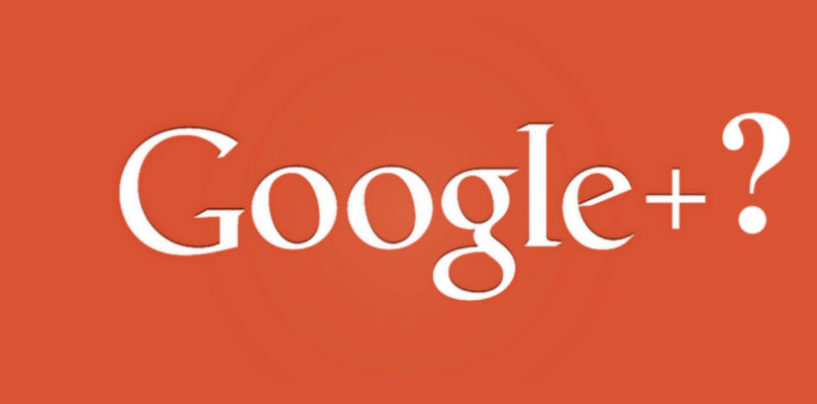 Google Plus will be shut down after private data of 500,000 users was exposed