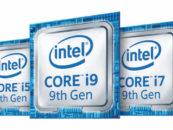 Intel Announces World's Best Gaming Processor: New 9th Gen Intel Core i9-9900K