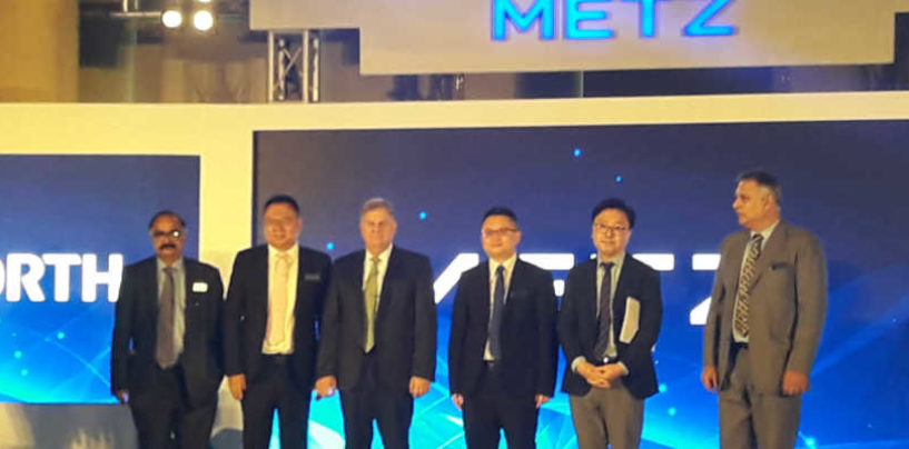 METZ launches Premium range LED Television & High End Appliances in India
