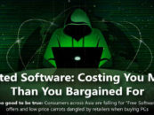 More than 80% of Pirated Software-Loaded New PCs are Infected with Malware