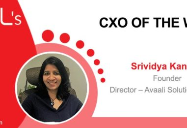 CXO of the Week: Srividya Kannan, Founder, Director, Avaali Solutions