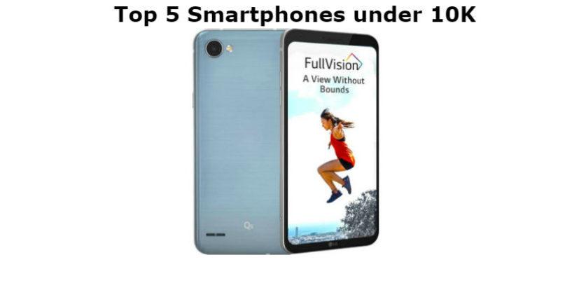 Deepawali Buying Guide: Top 6 Smartphones Under 10K