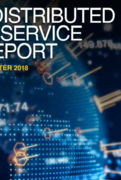 Verisign Releases DDOS Trends Report of Q2 2018