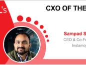 CxO Of The Week: Sampad Swain, CEO & Co-founder, Instamojo