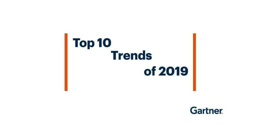Gartner Identifies the Top 10 Trends Impacting