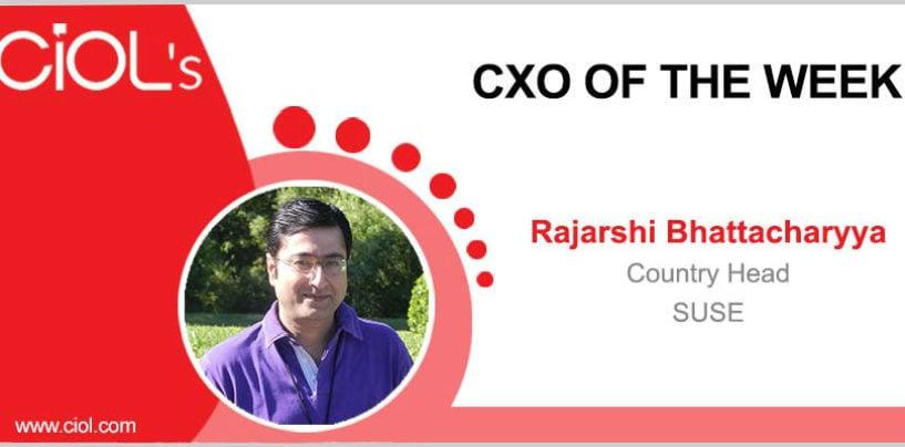 CxO Of The Week: Rajarshi Bhattacharyya, Country Head, SUSE