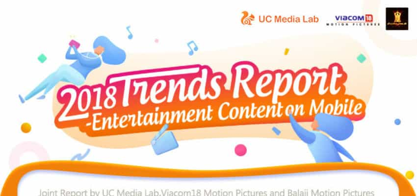 2018 Entertainment Trends Report: Find out the Most