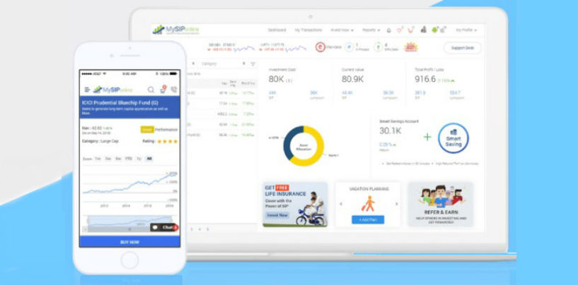 MySIPonline Draws 500% Growth with the Power of AI