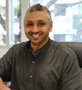 Sharan Grandigae, CEO & Founder of Redd Experience Design