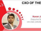 CxO of The Week: Karan Jain, Executive Director, HR-ONE