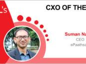 CxO Of the Week: Suman Nandy, CEO, ePaathsala
