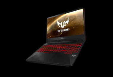 ASUS Unveils TUF Gaming FX505DY and FX705DY Laptops