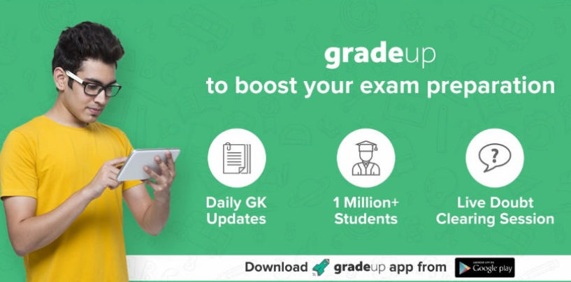 Gradeup crosses 13 million registered users on its platform
