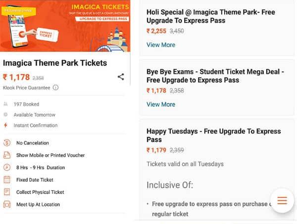 Imagica Online Booking, Imagica Holi Bash 2019