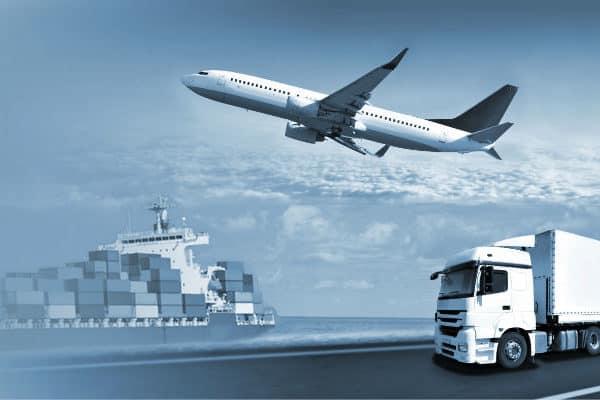 blockchain technology in logistics
