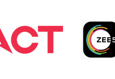 ACT Fibernet Announces Partnership with ZEE5 to expand its OTT offerings