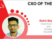 CXO of the Week: Rohit Sharma, Chief Architect and Director, CloudSEK