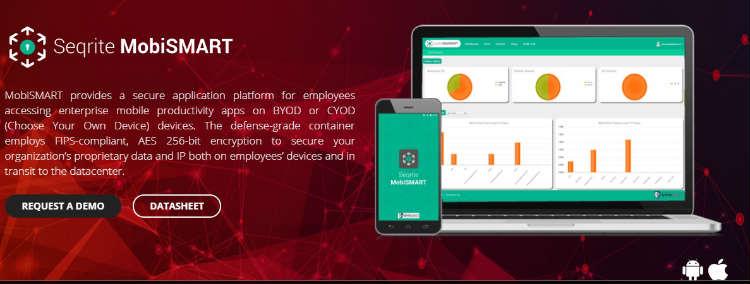 Seqrite MobiSMART - To safeguard enterprise mobility