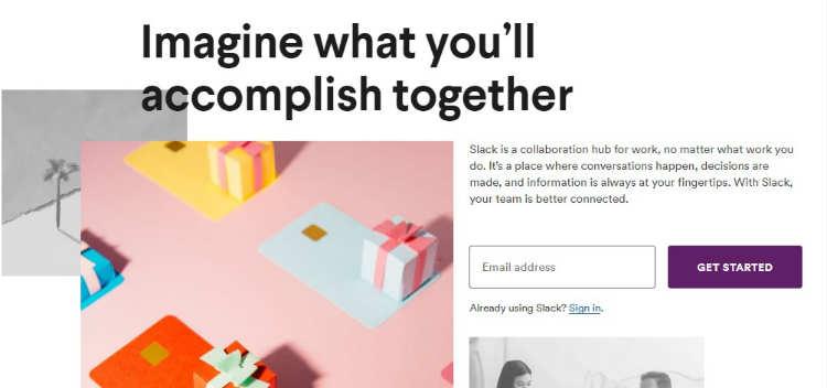 Slack - Team collaboration made easy
