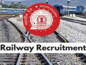Railway Recruitment 2019: Hurry Up Deadline for 1665 Job Posts is Near