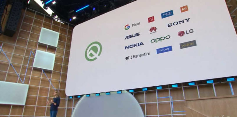 OPPO showcases First 5G Smartphone at Google I/O 2019