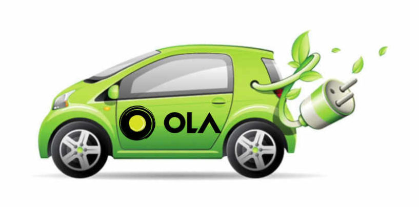 Ratan Tata Invests in Ola Electric Mobility to scale EV deployment in India