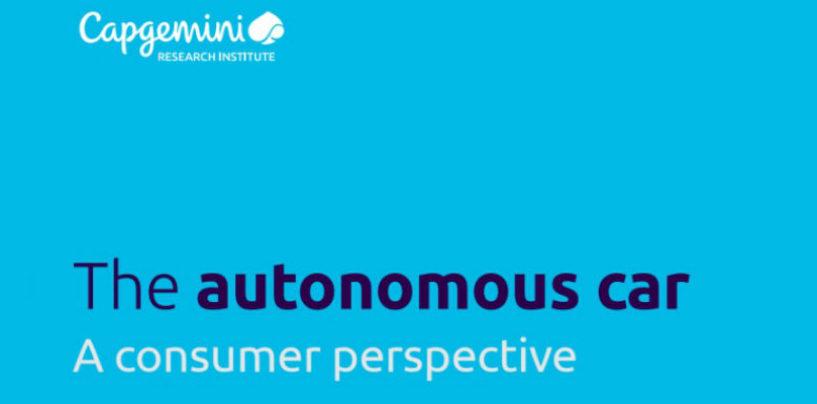 Consumer excitement for autonomous vehicles soars but barriers remain