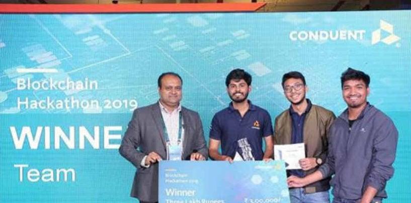 27 Qualifying Teams Compete at Conduent Blockchain Hackathon Finale